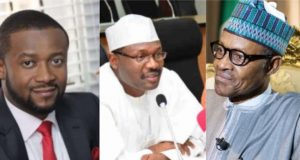 Ahmed Buhari steps down