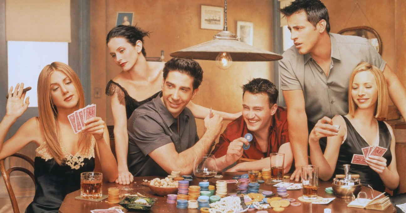 20 Fascinating Facts About Friends..