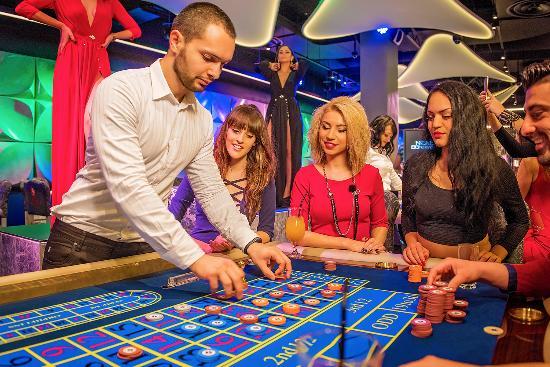 Olympic casino malta job