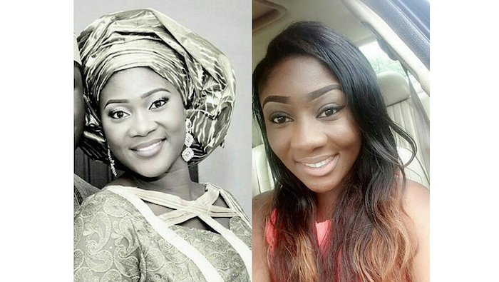 14 Nigerian celebrity look alikes mercy johnson theinfong.com 700x395