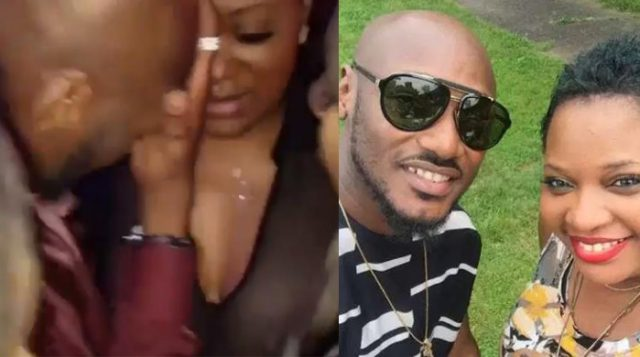 2face weeps as wife Annie and Pero reconcile
