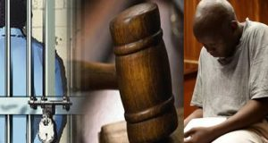 life imprisonment for South African Father