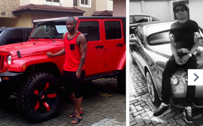 10 Nigerian Celebrities Who Drive The Most Expensive Cars ...