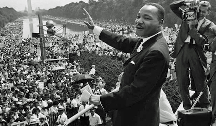 Martin Luther King Jr I Have A Dream Speech Video And Audio