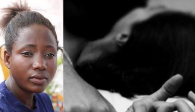 Girl shares sad story of sexual assault