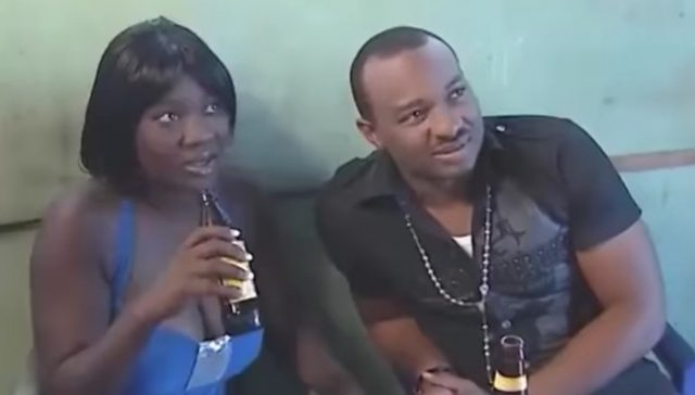 Mercy Johnson and Nkem Owoh were lovers