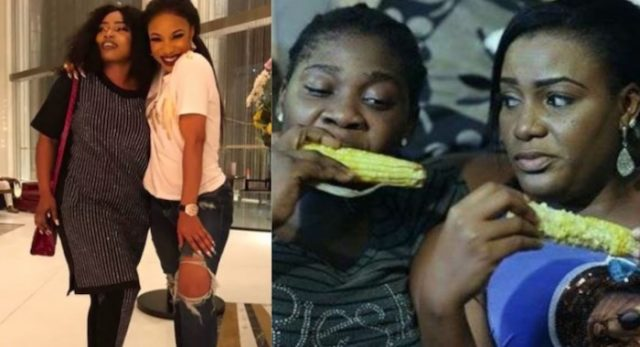 Halima Abubakar at war with Mercy Johnson and Tonto Dikeh