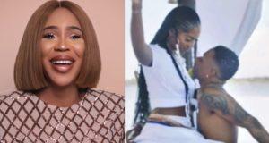 Faithia Balogun speaks about Wizkid and Tiwa Savage Fever Video