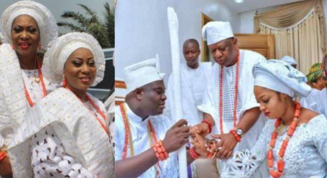 Ooni of Ife had replies Elizabeth Odunlami