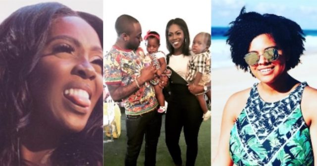 Tiwa Savage claps back at female fan, says she's suffering