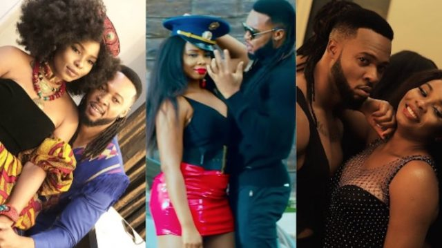 Fan blasts Yemi Alade and Flavour's Crazy Love romance