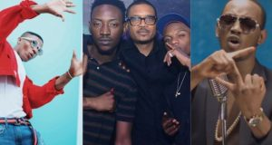 Why I forgave Wizkid for stealing my song - Dammy Krane