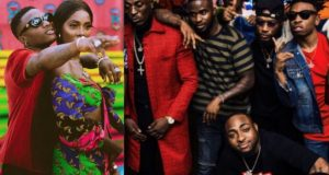 Teebillz reacts to Tiwa Savage and Wizkid's romance