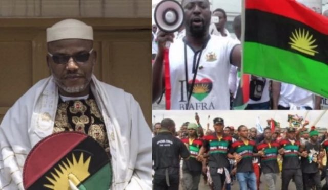 Nnamdi Kanu reveals he was smuggled out of Nigeria