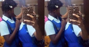 Two Junior Secondary School girls share intimate photo