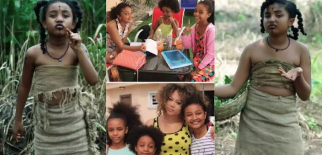 Chisom, Chidinma and Chinenye the Oguike sisters photos