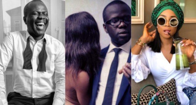 Osi Suave reveals what Toke Makinwa did
