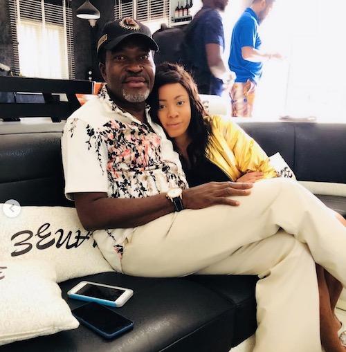 Nina and Kanayo O Kanayo