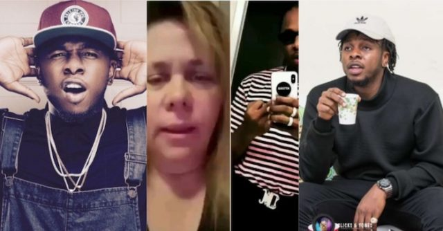 American woman treating Cancer accuses Runtown of fraud