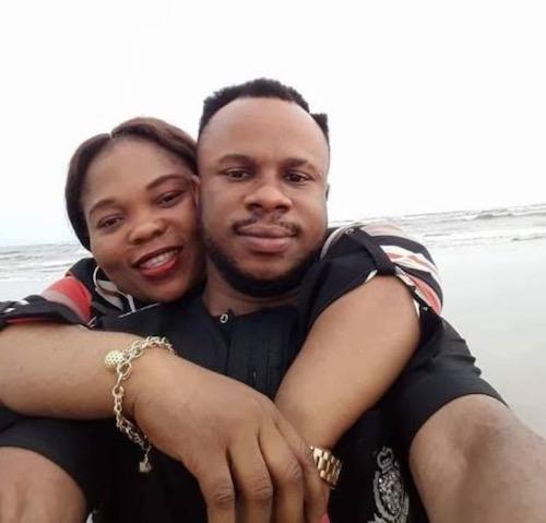 Evangelist Peter Akachukwu and wife