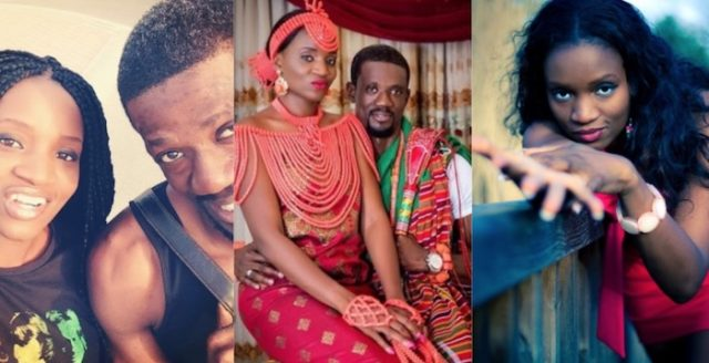 Ese Walter reveals why she left husband, Benny Ark