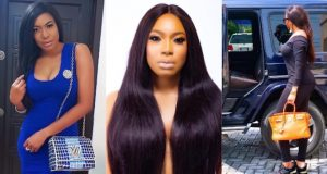 Fan calls Chika Ike Runs Girl