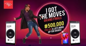 itel #iGotTheMoves dance competition