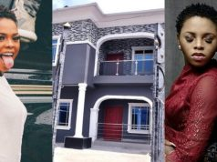 Chidinma surprises her with a mansion