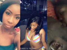 Tobi Jacobs, the UNILAG girl in Peruzzi's bed video
