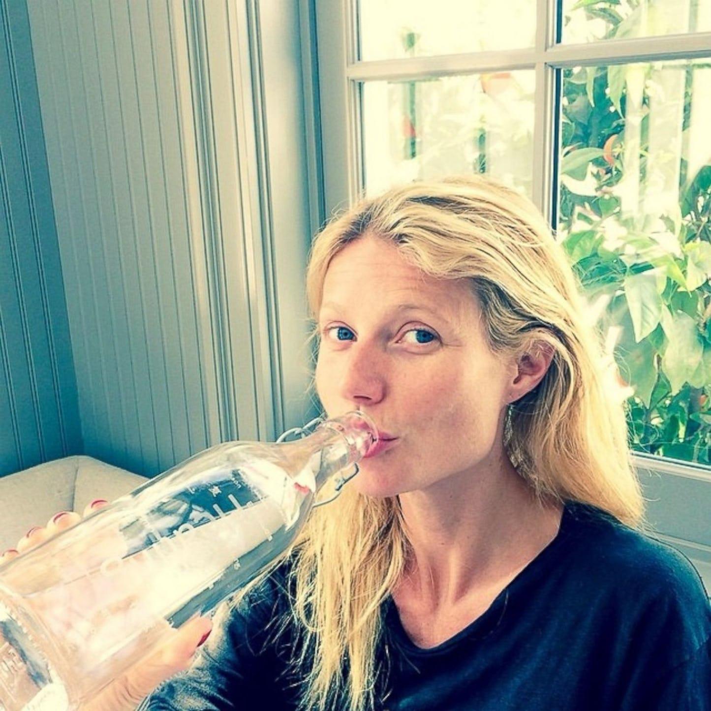 Gwyneth Paltrow makeup