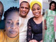 Tope Alabi and husband, Soji Alabi