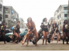 Ciara takes dancing to the streets of Lagos