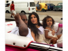 Kanye West and the Kardashians vacation in Cuba