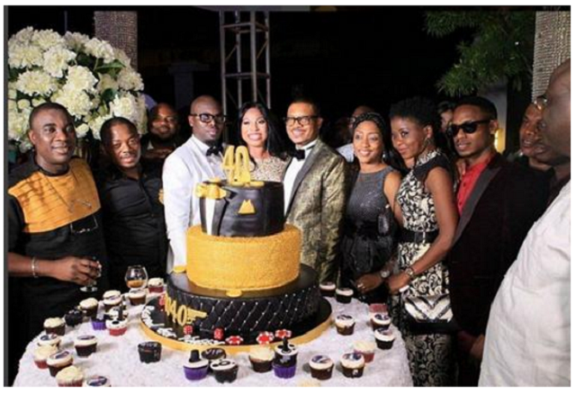 Shina Peller's 40th birthday