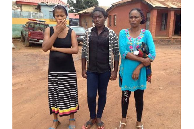 18 yr old girl who sold her baby for N300,000