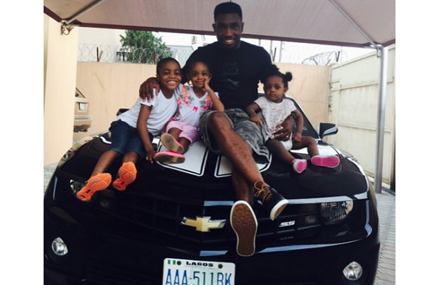 Photos that Prove Timi Dakolo is the best Nigerian celebrity