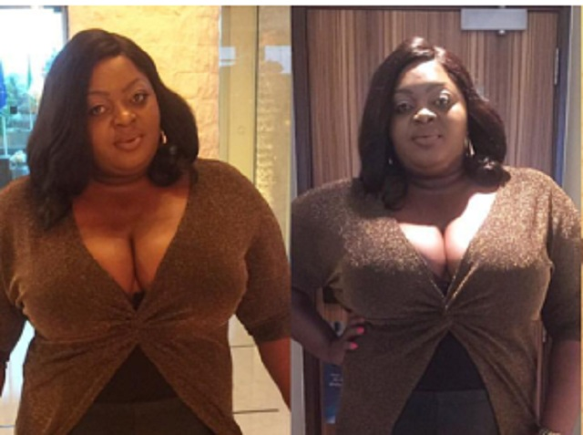 eniola-badmus-puts-her-cleavage-on-display