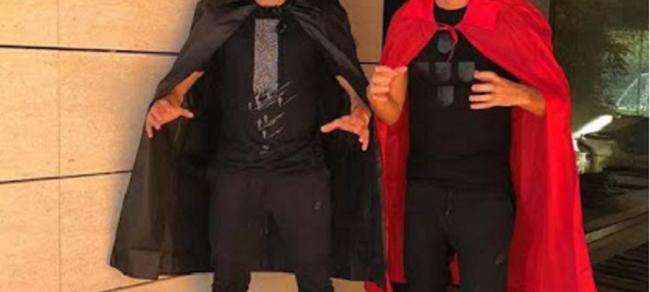 cristiano-ronaldos-halloween-costume