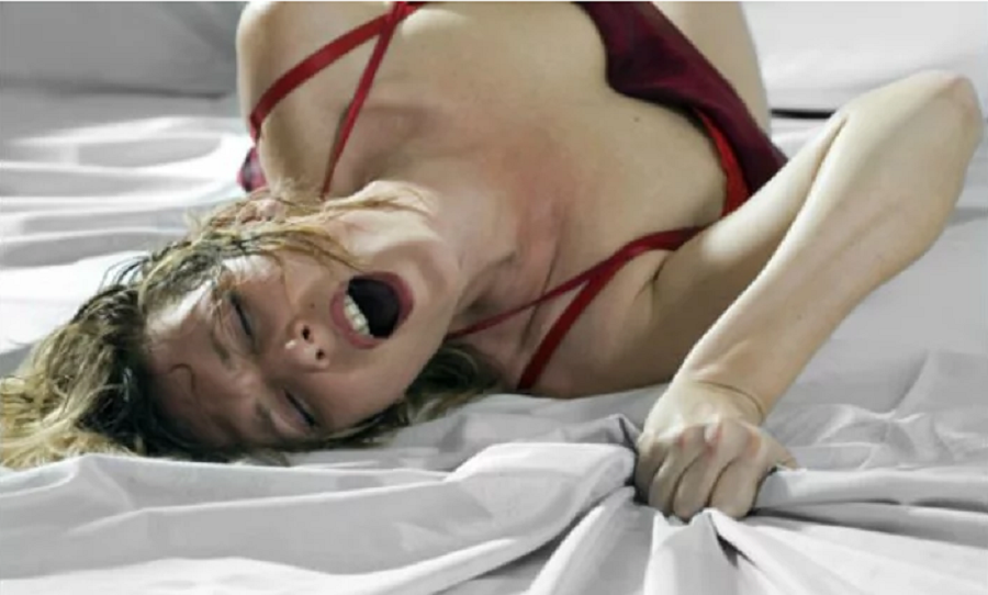 Why women scream during sex