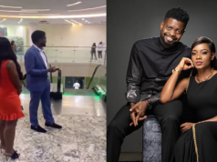 Basket Mouth's wife surprises him with a flash mob on his birthday (Video)