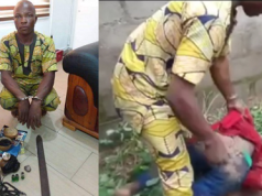 Welder kills Okada man in his house, cut his head, private part, buries Him