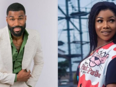 Tacha with body odour defeat Mike from London – Fan says
