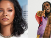 Nigerian celebrities react as Rihanna cries for Burna Boy's song to be played