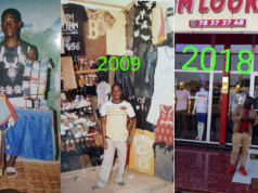 Igbo man shares epic throwback photos to when he started his business in 2005