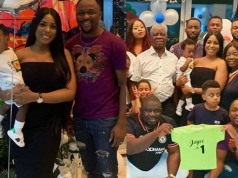 Photos from Linda Ikeji's first son's birthday party in Dubai