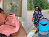 Actress Ruth Kadiri finally reveals the face of her daughter