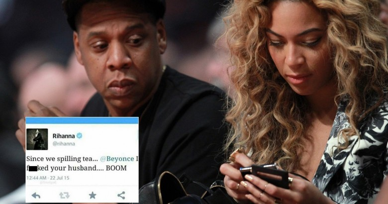Tweet Repeat: Celebrities Go Crazy For Beyoncé's Amazing ...