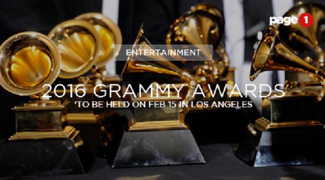 2016-Grammys