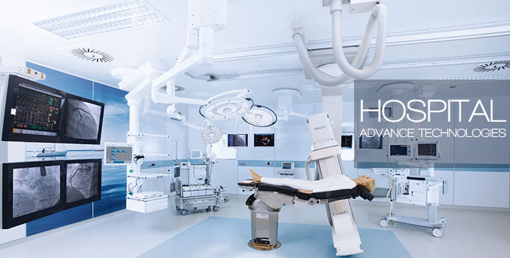 Top 10 most technologically advanced hospitals in the ...