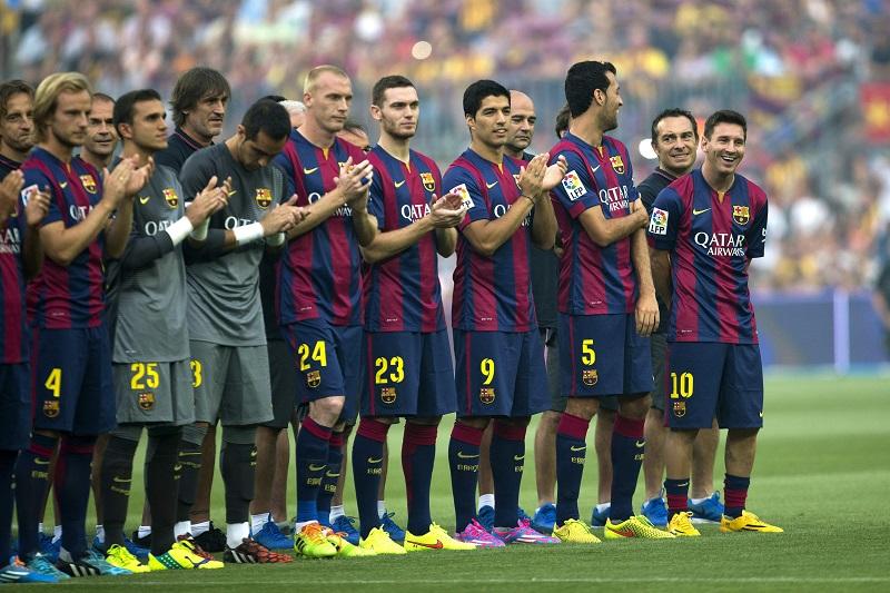 FC BARCELONA-CLUB LEÓN